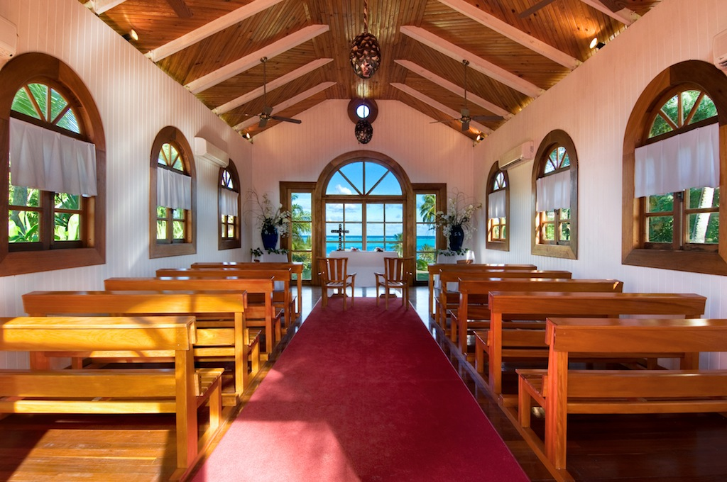 Bob Hilton Bora Nui Wedding Chapel 1